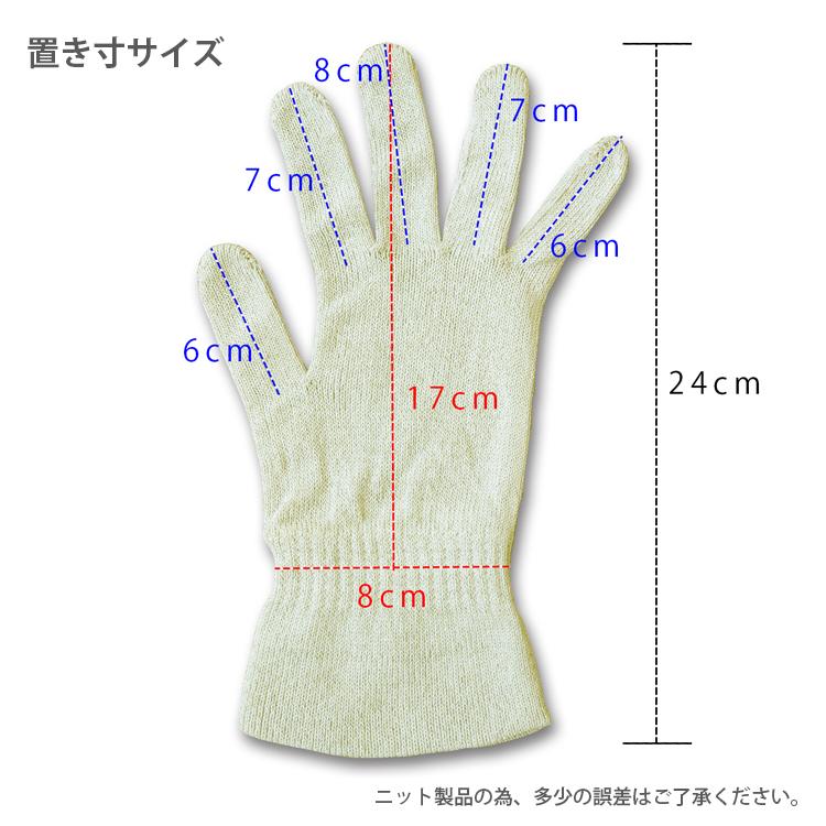 手袋サイズ