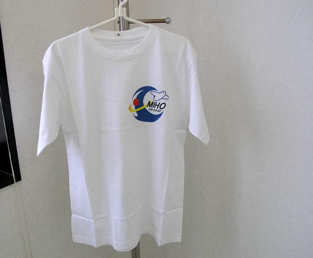 美保基地Tシャツ
